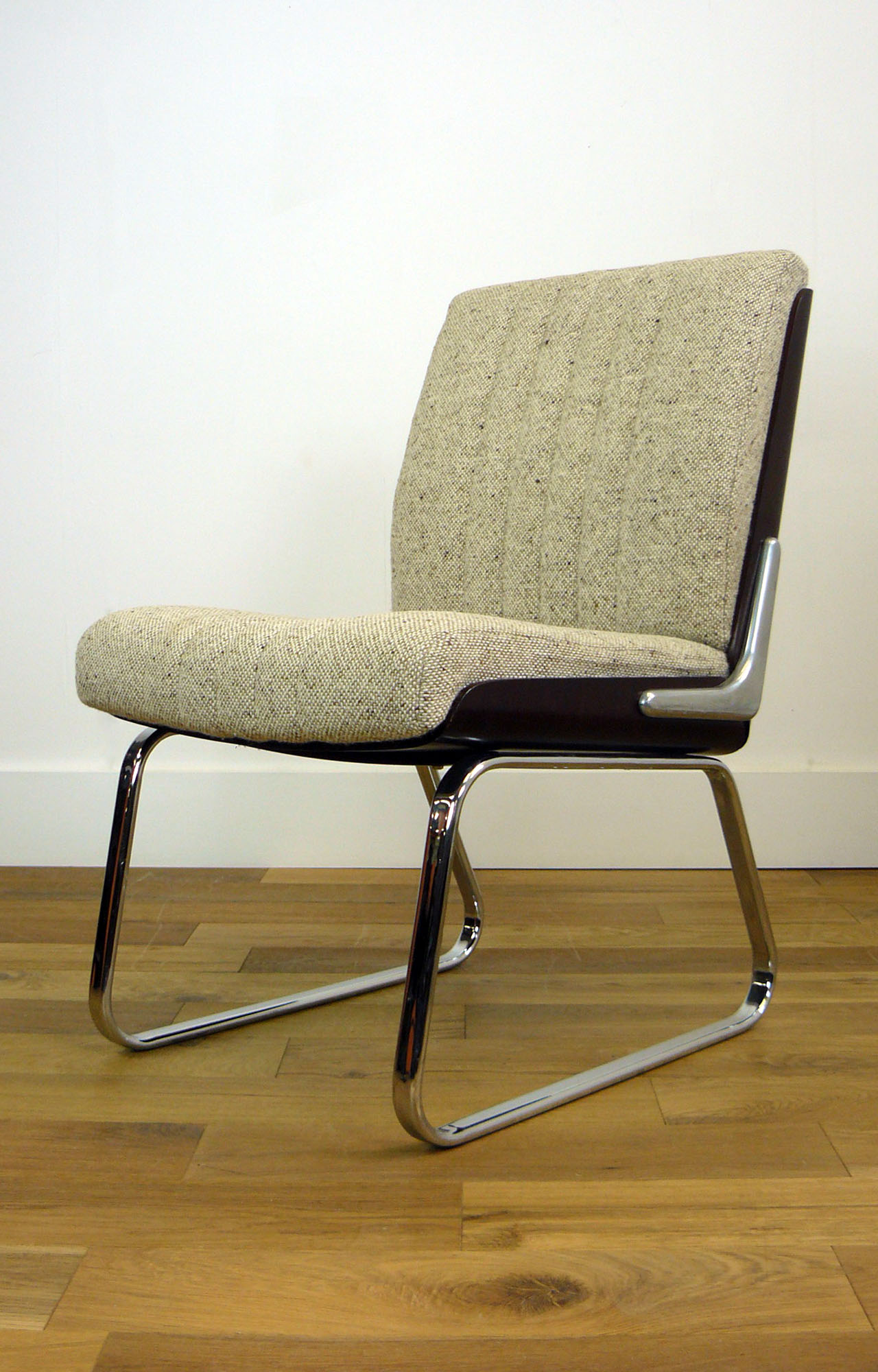 Vintage Rosewood Gordon Russell Office Reception Lounge Chairs